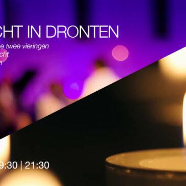 Kerstnacht in Dronten show 23:30
